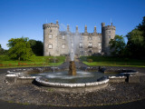 Kilkenny Castle - Rebuilt in the 19th Century, Kilkenny City, County Kilkenny, Ireland Photographic Print