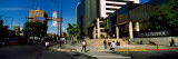 People in a City, Francisco De Miranda Avenue, Caracas, Venezuela Photographic Print by  Panoramic Images