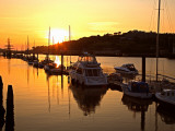 Marina, the Quays, Waterford City, Ireland Photographic Print