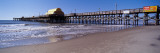 Pier in the Sea, Apache Family Campground and Pier, Myrtle Beach, Horry County, South Carolina, USA Photographic Print by  Panoramic Images