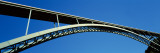 View of a Bridge, Cold Spring Canyon Arch Bridge, Santa Barbara, California, USA Photographic Print by  Panoramic Images