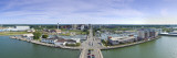 View of a City, Dobbins Landing, State Street, Erie, Erie County, Pennsylvania, USA Photographic Print by  Panoramic Images