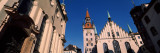 View of a Government Building, Old Town Hall, Munich, Bavaria, Germany Photographic Print by  Panoramic Images