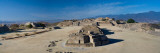 Ruins at an Archaeological Site, Monte Alban, Oaxaca, Mexico Fotografisk trykk av Panoramic Images,