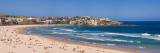 Tourists on the Beach, Bondi Beach, Sydney, New South Wales, Australia Photographic Print by Panoramic Images