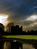 Kilkea Castle Hotel, Built 1180 by Hugh De Lacey, Kilkea, Co Kildare, Ireland Photographic Print