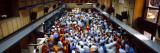 Bovespa Stock Market Exchange Trading Sao Paulo Brazil Fotografisk trykk av Panoramic Images,