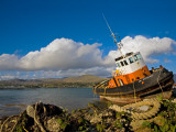 Ballynakilla Harbour, Bear Island, Beara Peninsula, County Cork, Ireland Photographic Print