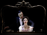 &quot;Love Never Dies,&quot; The Sequel to the Phantom of the Opera, at the Adelphi Theatre in Central London Photographic Print