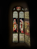 Burne-Jones Stained Glass Window, St Carthagh's Cathdral, Lismore, County Waterford, Ireland Photographic Print
