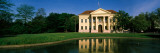 Classical Style Building Near a Pond, Munich, Bavaria, Germany Photographic Print by  Panoramic Images