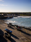 Fishing Harbour, Ardmore, Co Waterford, Ireland Photographic Print