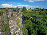 13 Arch Bridge from the Castle, Glanworth, County Cork, Ireland Photographic Print
