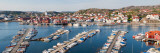 Boats at a Harbor, Skarhamn, Tjorn, Bohuslan, Vastra Gotaland County, Sweden Photographic Print by  Panoramic Images