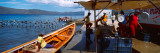 Fishermen at the Coast, Santa Fe, Mochima National Park, Anzoategui State-Sucre State, Venezuela Photographic Print by  Panoramic Images