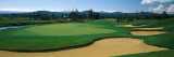 Sand Trap in a Golf Course, Sunriver Resort Golf Course, Sunriver, Deschutes County, Oregon, USA Photographic Print by  Panoramic Images