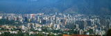 View of a City, Caracas, Venezuela Fotografie-Druck von Panoramic Images
