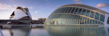 Entertainment Buildings at the Waterfront, City of Arts and Sciences, Valencia, Spain Photographic Print by Panoramic Images