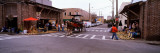 Street Scene in a City, Charleston, South Carolina, USA Photographic Print by  Panoramic Images