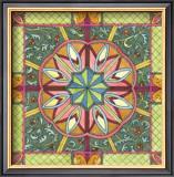 Design Template II Print by Pamela Shirley