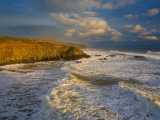 Stage Cove, Near Bunmahon, the Copper Coast, County Waterford, Ireland Photographic Print