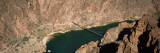 Suspension Bridge, South Kaibab Trail, Colorado River, Grand Canyon National Park, Arizona Photographic Print by Panoramic Images