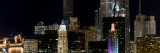 View of Lakeshore East and River East Section of Downtown District, Chicago, Illinois, USA Photographic Print by  Panoramic Images
