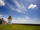 Ballynacourty Lighthouse, Co Waterford, Ireland Photographic Print