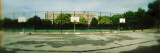 Basketball Court in Public Park, Mccarran Park, Greenpoint, Brooklyn, New York City, New York State Photographie par Panoramic Images