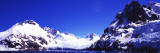 Snow Covered Mountains, Penguin Island, Antarctic Peninsula, Antarctica Photographic Print by  Panoramic Images