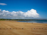 Strand, Ardmore, County Waterford, Ireland Photographic Print