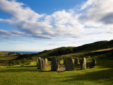 Drombeg Stone Circle, Near Glandore, County Cork, Ireland Photographic Print