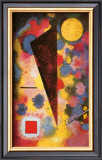 Multicolored Resonance, c.1928 Posters by Wassily Kandinsky