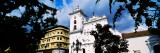 View of a Cathedral, Bolivar Square, Caracas, Venezuela Photographic Print by  Panoramic Images