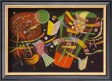 Komposition X, c.1939 Prints by Wassily Kandinsky