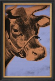 Cow, c.1971 (Purple and Orange) Art by Andy Warhol