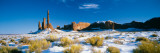 Rock Formations on a Landscape, Monument Valley, Utah, USA Photographic Print by  Panoramic Images