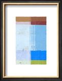 Diptyque II, 2004 Framed Giclee Print by Clement Garnier