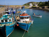 Helvick Harbour, Ring Gaeltacht Region, County Waterford, Ireland Photographic Print