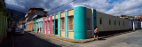 Buildings Along a Street, Merida, Merida State, Venezuela Photographic Print by  Panoramic Images