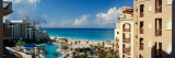 Hotel at the Coast, the Ritz-Carlton, Seven Mile Beach, Grand Cayman, Cayman Islands Photographic Print by  Panoramic Images