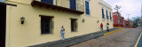 Houses Along a Street, Ciudad Bolivar, Bolivar State, Venezuela Photographic Print by  Panoramic Images