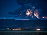 Eyjafjallajokull Volcano, Iceland Photographic Print