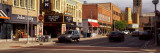 Street Scene in a City, Liberty Street, Ann Arbor, Washtenaw County, Michigan, USA Photographic Print by Panoramic Images