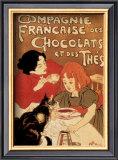 Compagnies Française des Chocolats et des Thés Prints
