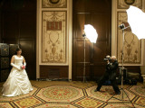 Photographing During the 54th International Debutante Ball at the Waldorf Astoria Hotel Photographic Print