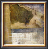 Basic Relief II Limited Edition Framed Print by Packard 