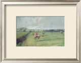 The Fernie at Sheepthorns Limited Edition Framed Print by Lionel Edwards