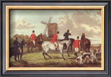 English Hunting Scenes I Prints by William Joseph Shayer