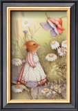 Country Mouse I Poster by C Formby